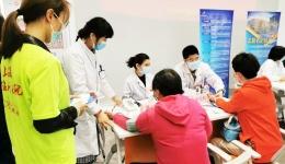 """上海计生所医院""""淘宝宝志愿队""""参加2021年""""建党百年雷锋月月在枫林""""志愿者月度专场活动"""